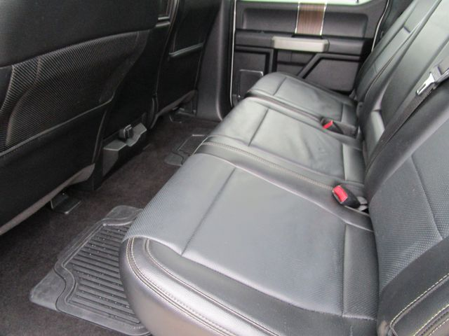 2017 Ford F-150 Lariat Crew Cab 4x4 Houston, Mississippi 8