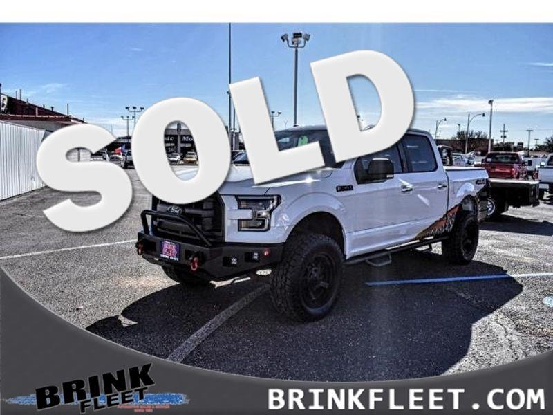 2017 Ford F-150 XLT | Lubbock, TX | Brink Fleet in Lubbock TX