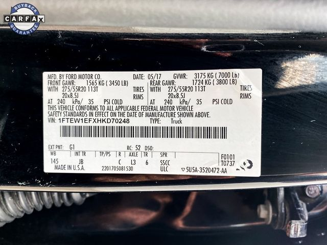 2017 Ford F-150 XLT Madison, NC 46