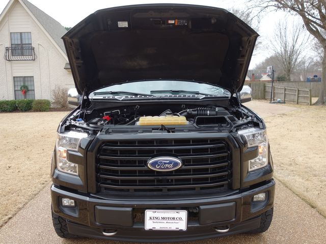 2017 Ford F-150 Lariat in Marion, AR 72364