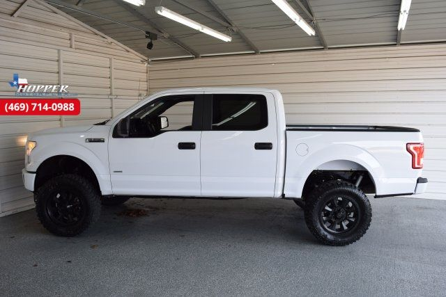 2017 Ford F-150 XL LIFTED!!! HLL in McKinney Texas, 75070