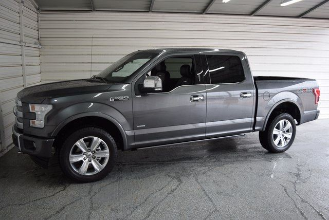 2017 Ford F-150 Platinum in McKinney Texas, 75070