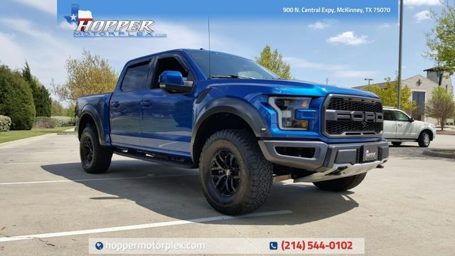 2017 Ford F-150 Raptor in McKinney, Texas 75070