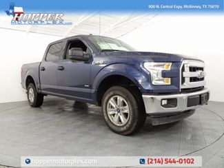 2017 Ford F-150 XLT LIFT/CUSTOM WHEELS AND TIRES in McKinney, Texas 75070