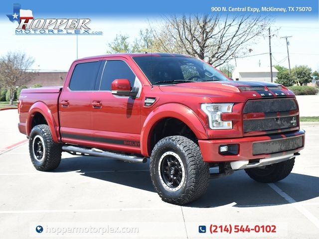 2017 Ford F-150 Shelby Roush