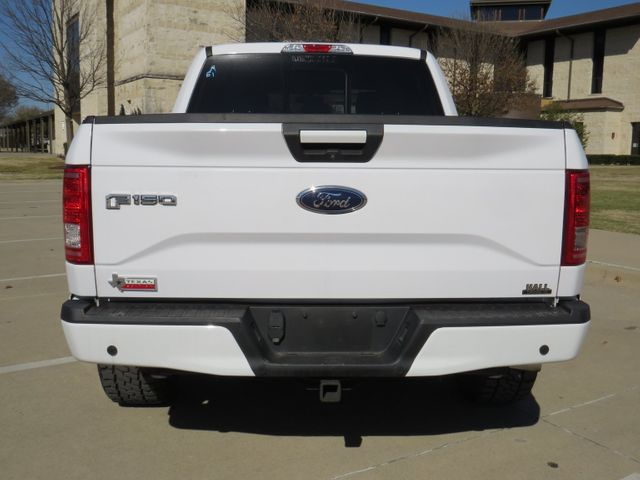 2017 Ford F-150 XLT NEW LIFT/CUSTOM WHEELS AND TIRES in McKinney, Texas 75070
