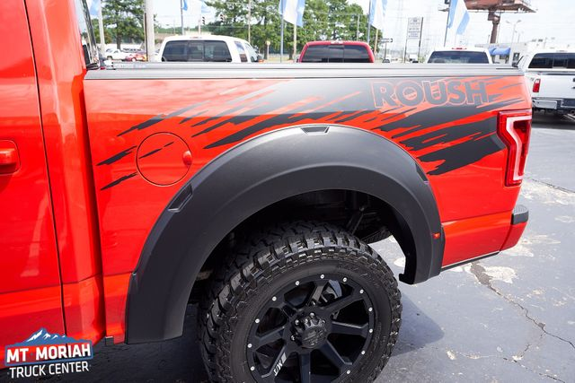 2017 Ford F-150 Lariat ROUSH SUPERCHARGED 4X4 in Memphis, Tennessee 38115