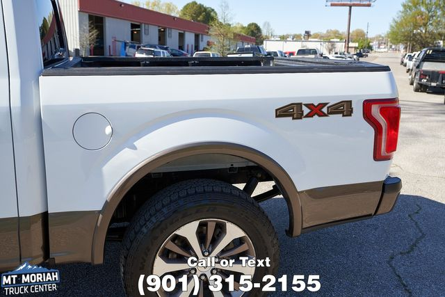 2017 Ford F-150 King Ranch in Memphis, Tennessee 38115
