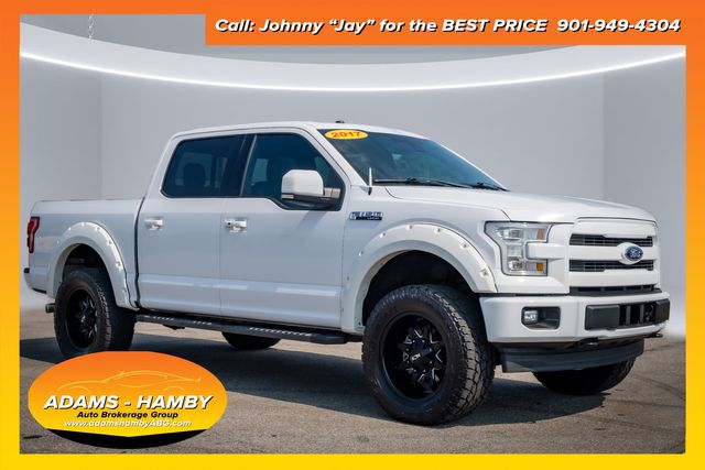 2017 Ford F-150 Lariat MAX TOW PACKAGE, SUPER LOADED