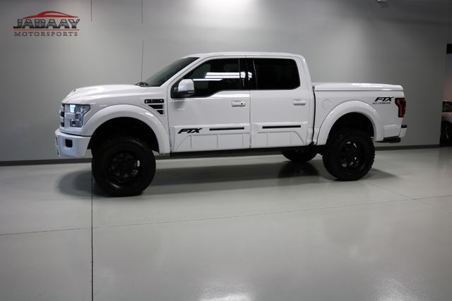 2017 Ford F-150 Lariat FTX Tuscany Roush Supercharged Merrillville, Indiana 30