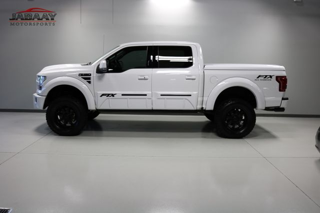 2017 Ford F-150 Lariat FTX Tuscany Roush Supercharged Merrillville, Indiana 31