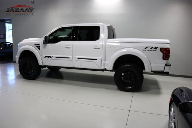 2017 Ford F-150 Lariat FTX Tuscany Roush Supercharged Merrillville, Indiana 32
