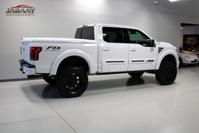 2017 Ford F-150 Lariat FTX Tuscany Roush Supercharged Merrillville, Indiana 35