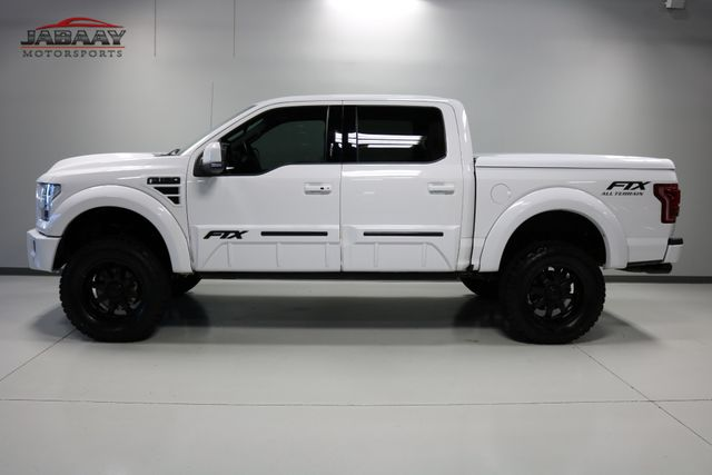 2017 Ford F-150 Lariat FTX Tuscany Roush Supercharged Merrillville, Indiana 1