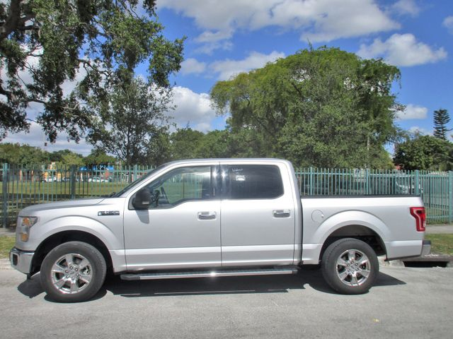 2017 Ford F-150 XL Miami, Florida 1