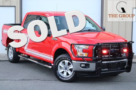 2017 Ford F-150  XLT 4X4 in Mansfield