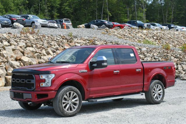 2017 Ford F-150 Lariat Naugatuck, Connecticut