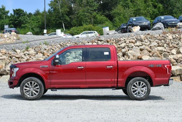 2017 Ford F-150 Lariat Naugatuck, Connecticut 1