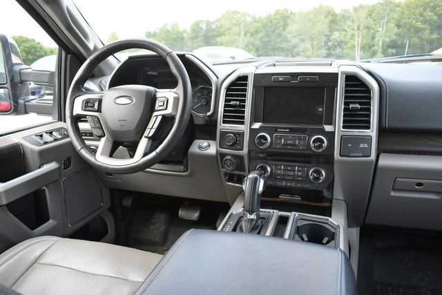 2017 Ford F-150 Lariat Naugatuck, Connecticut 14
