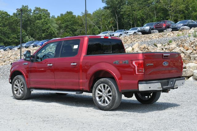 2017 Ford F-150 Lariat Naugatuck, Connecticut 2