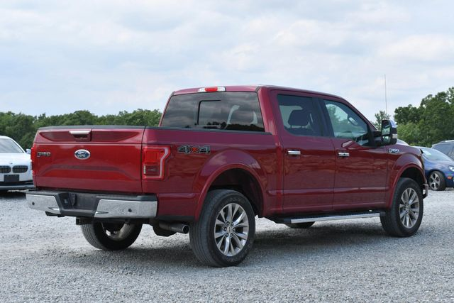 2017 Ford F-150 Lariat Naugatuck, Connecticut 4