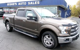 2017 Ford F-150 Lariat w Nav,Rear heated seats Loaded! | Rishe's Import Center in Ogdensburg  NY
