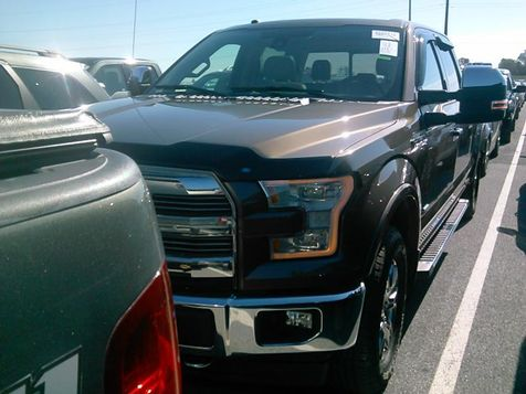 2017 Ford F-150 Lariat w Navigation,Rear Heated seats Loaded! | Rishe's Import Center in Ogdensburg, NY