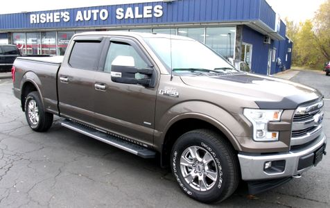 2017 Ford F-150 Lariat w Nav,Rear heated seats Loaded!   Rishe's Import Center in Ogdensburg, New York