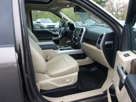 2017 Ford F-150 Lariat w Nav,Rear heated seats Loaded! | Rishe's Import Center in Ogdensburg, New York