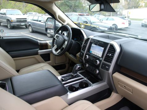 2017 Ford F-150 Lariat w Navigation,Rear Heated seats Loaded!   Rishe's Import Center in Ogdensburg, NY