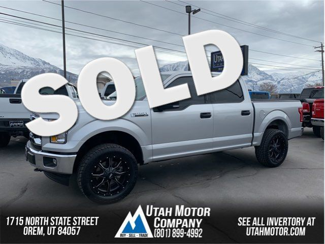 2017 Ford F-150 XLT | Orem, Utah | Utah Motor Company in  Utah