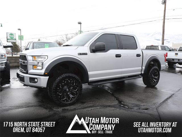 2017 Ford F-150 XLT in Orem, Utah 84057