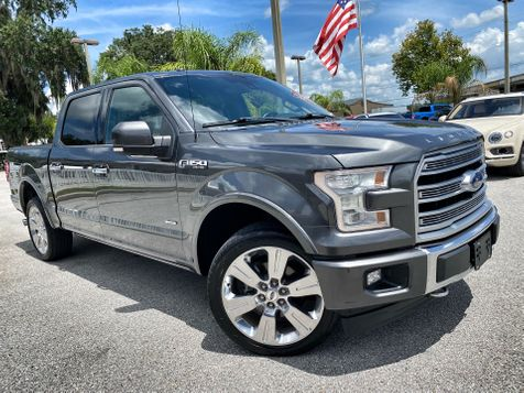 2017 Ford F-150 LIMITED 3.5L ECOBOOST 4X4 CREWCAB in Plant City, Florida