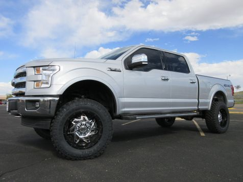 2017 Ford F-150 Supercrew Lariat 4X4 w/ 6