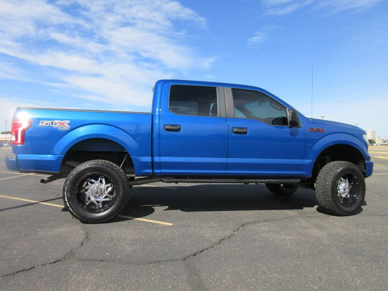 2017 Ford F-150 Lifted Supercrew 4X4  Fultons Used Cars Inc  in , Colorado