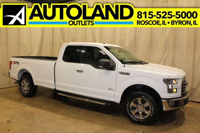 2017 Ford F-150 XLT Long Bed