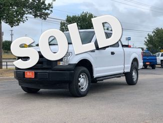 2017 Ford F-150 XL SuperCab 6.5-ft. Bed 2WD in San Antonio, TX 78233