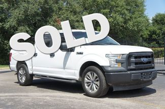 2017 Ford F-150 XL SuperCrew 5.5-ft. Bed 2WD in San Antonio, TX 78233