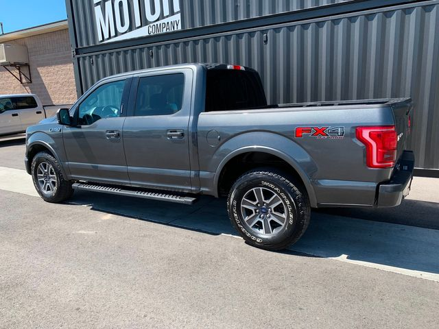 2017 Ford F-150 Lariat in Spanish Fork, UT 84660