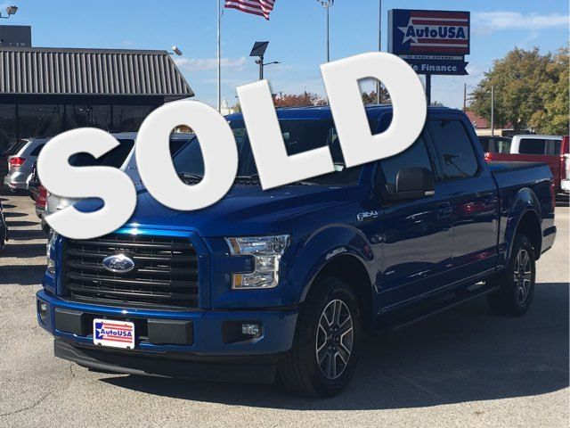 2017 Ford F-150 Sport in Irving Texas