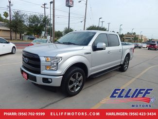 2017 Ford F-150 Super Crew Lariat FX4 in Harlingen, TX 78550