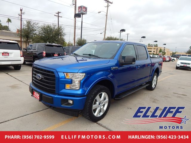 2017 Ford F-150 Super Crew XLT FX4 in Harlingen, TX 78550
