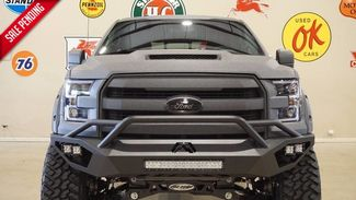 2017 Ford F-150 SuperCrew FX4 CUSTOM KEVLAR,LIFTED,ROOF,NAV,HTD LTH,KICKE... in Carrollton TX, 75006