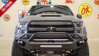 2017 Ford F-150 SuperCrew FX4 CUSTOM,LIFTED,ROOF,NAV,HTD LTH,KICKER in Carrollton TX, 75006