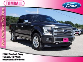 2017 Ford F-150 Platinum in Tomball, TX 77375