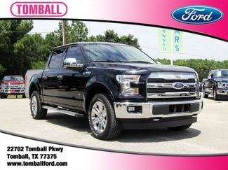 2017 Ford F-150 Lariat in Tomball, TX 77375