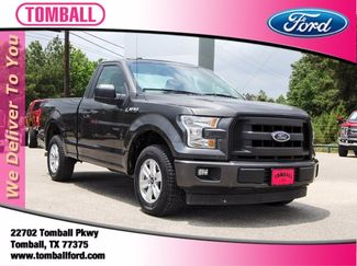 2017 Ford F-150 XL in Tomball, TX 77375