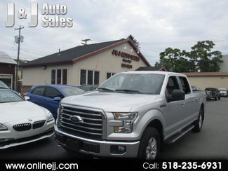 "2017 Ford F-150 4WD SuperCrew 145"" XLT in Troy NY, 12182"