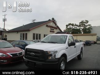 2017 Ford F-150 Reg. Cab Long Bed 4WD in Troy NY, 12182