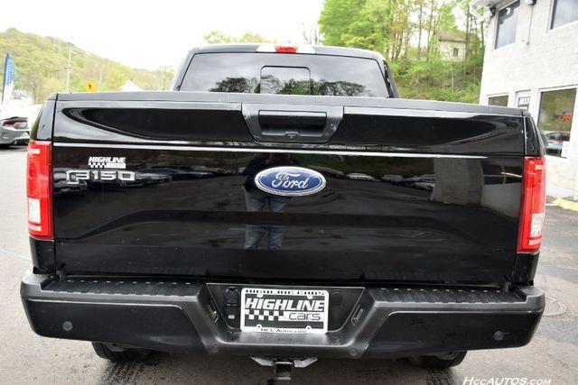 2017 Ford F-150 XL 4WD SuperCrew 5.5'' Box Waterbury, Connecticut 11